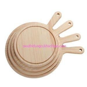 Khay đựng đồ ăn bằng gỗ - TPHM0211 Dụng Cụ Buffet Nhà Hàng Tín Phát