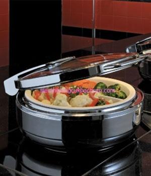 Nồi hâm soup buffet - TPM0242 Dụng Cụ Tiệc Buffet Tín Phát Tại TPHCM