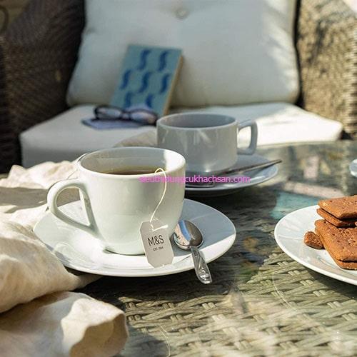Tách cafe gốm sứ